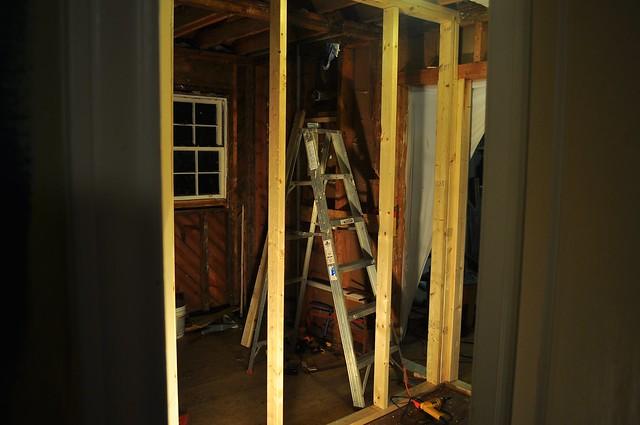 2012-02-08 Bathroom framing 04