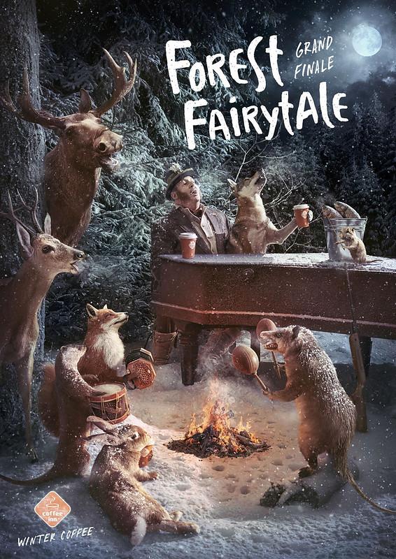 Coffee Inn - Christmas Coffee Forest Fairytale