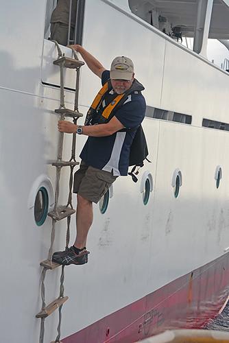 Capt Baker Tosakaien Maru