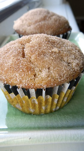 Banana Buttermilk Cupcakes 19