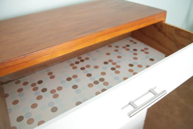 Inside the Dresser