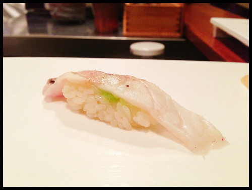 Madai (Red Snapper) Belly