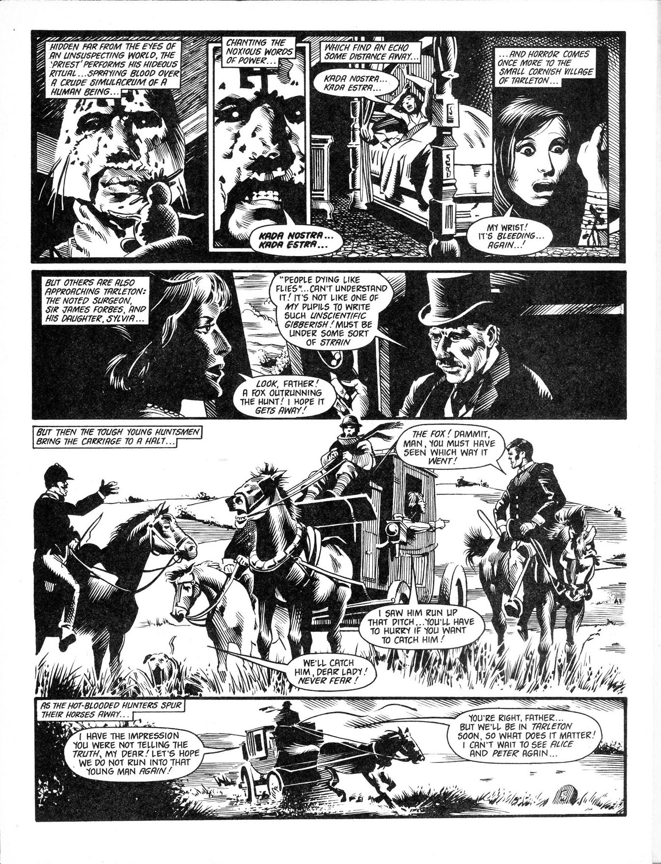 Plague of Zombies pg 2