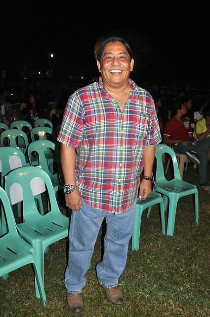 Ilocos Norte Vice Governor Angelo Barba