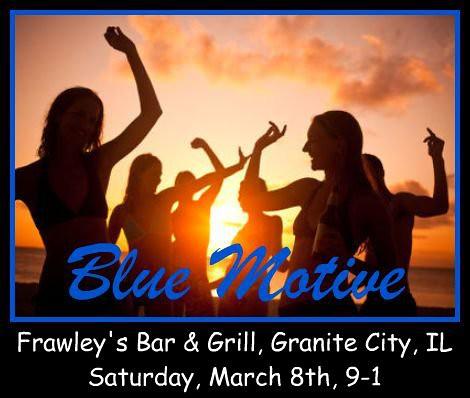 Blue Motive 3-8-14