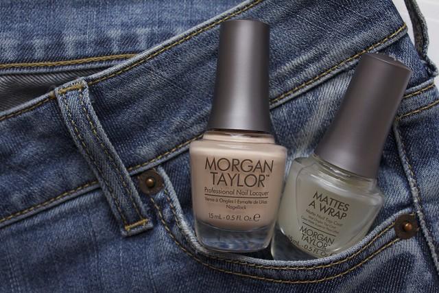 31 Morgan Taylor New School Nude