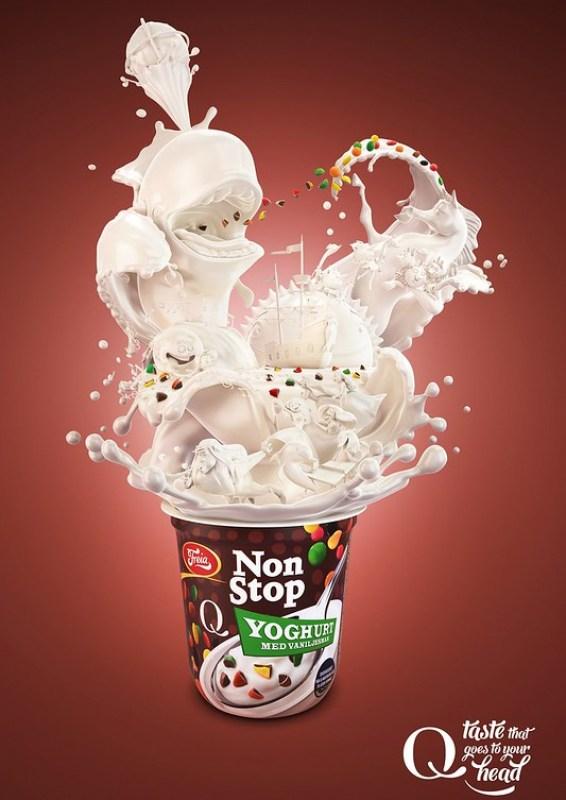 Freia Non Stop Yogourth - Q Taste 3