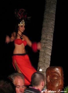 Tahitian dancer May 12th ❤