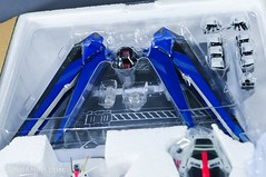 Metal Build Freedom Gundam Prism Coating Ver. Review Tamashii Nation 2012 (9)