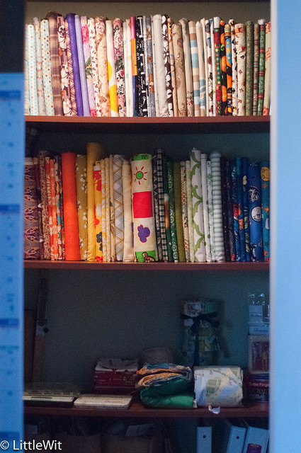 Closet Fabric - 1 yd+ cuts