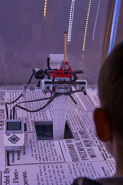 Wroclaw 2014 Wystawa klockow LEGO Klockomania 22-1