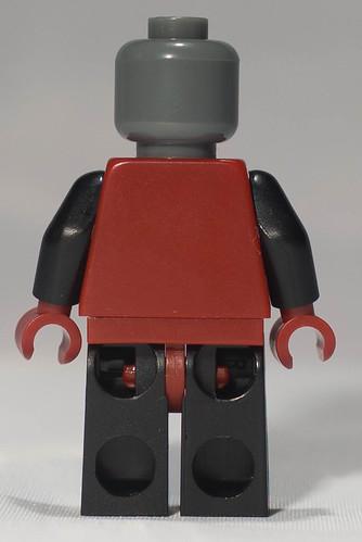 REVIEW LEGO 5002123 Polybag Darth Revan