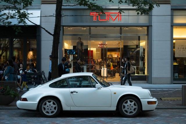 Porsche 911(964) 2013/10/13 DSCF2984
