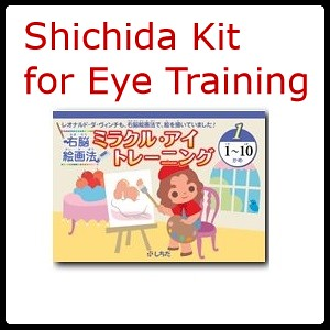Shichida Kit for Eye Training