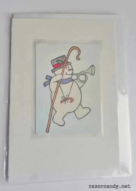 snowman - cane  (4)
