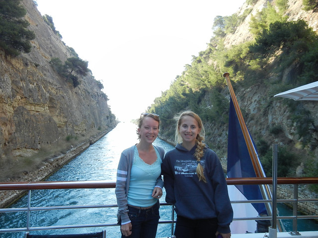 Summer 2012 - Europe, D5 Corinth Canal and Itea, Greece - 07