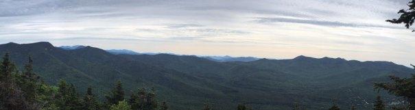 Mt. Tecumseh Summit Panoramic