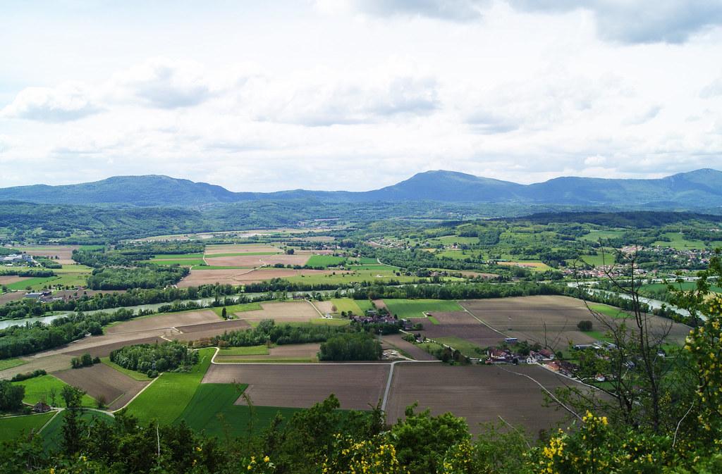 Le Bugey depuis la Savoie