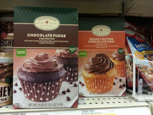 Archer Farms Cupcake Mix 1