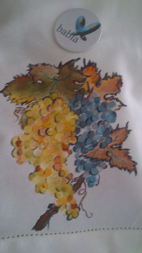 las uvas by alialba