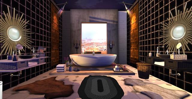 His & Hers Bathroom