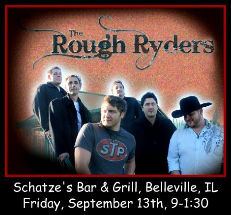 The Rough Ryders 9-13-13