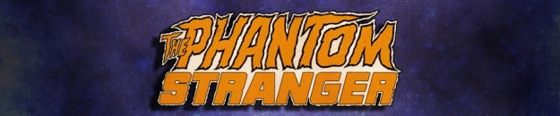 The Phantom Stranger: The Five Earths Project