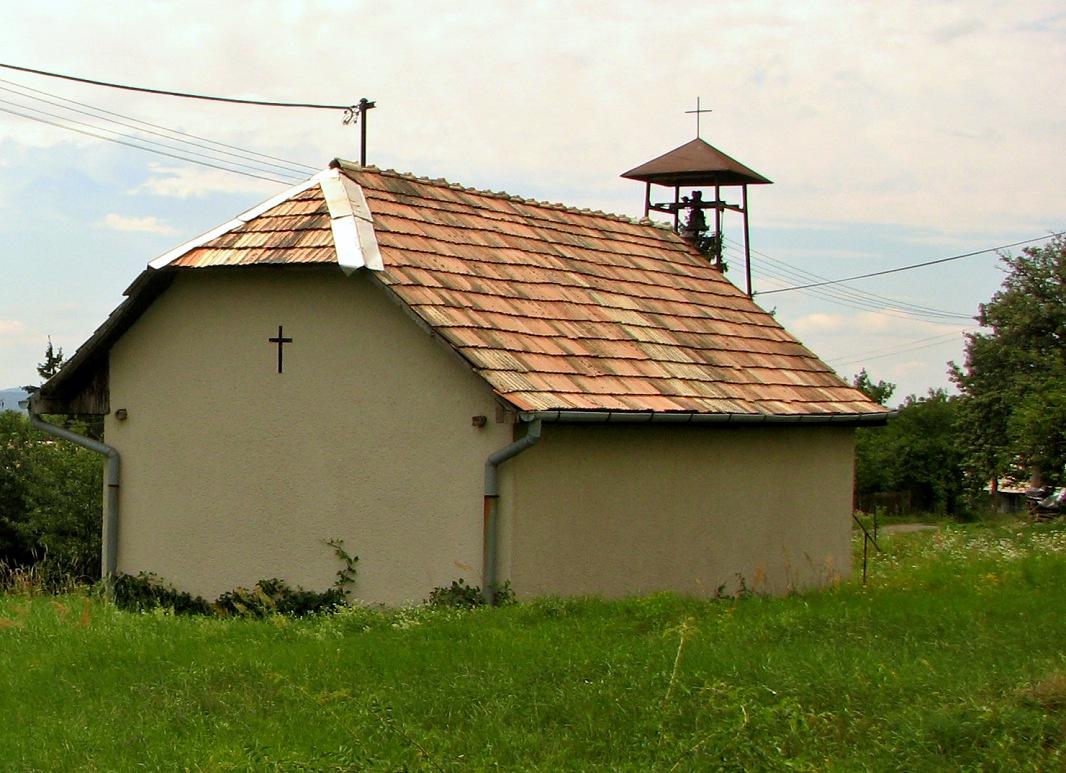 Kaplnka na Imrovom kopci