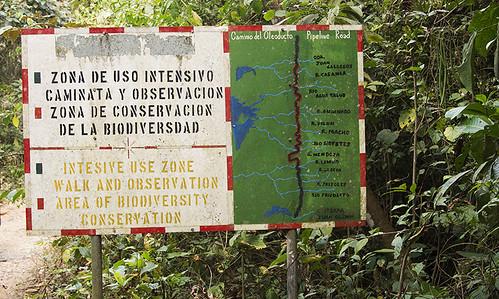 Panama: Pipeline Road