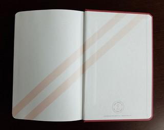 first draft notebook - 6