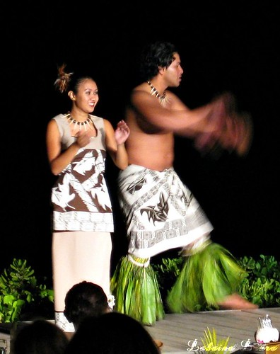 Samoan dancers May 12th ❤