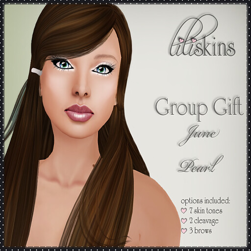 Liliskins  - FabFree Designer of The Day