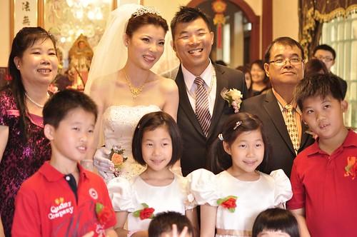 【Video】阿男舅舅結婚了:zoyo終於當了花童(8.8ys)