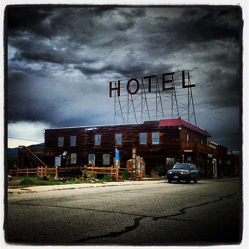 The Hotel ... You know there must be a murder mystery here by @MySoDotCom