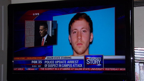 suspect in attack at salem state univ.