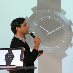 Xavier Houy, Cogito smartwatch