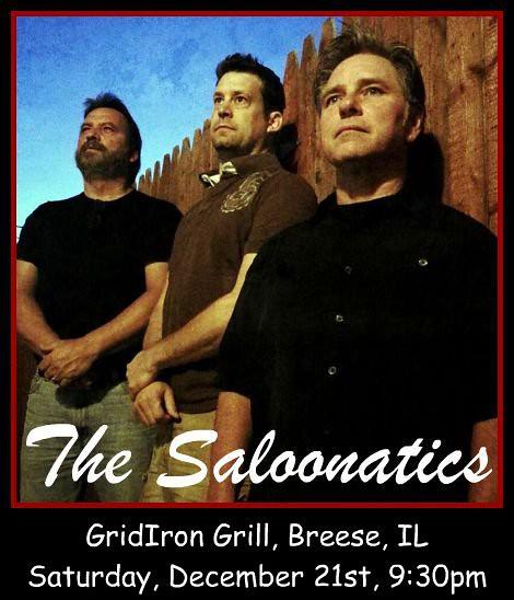 The Saloonatics 12-21-13