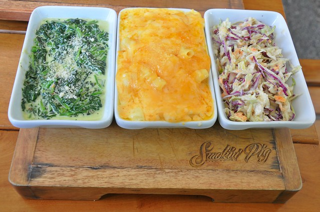 Smokin' Pig Side Dishes