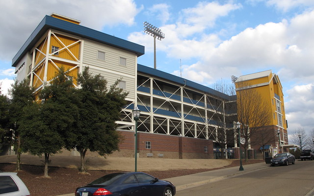 Finley Stadium, Chattanooga (Tenn.), 8 February 2015