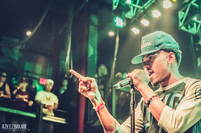 Mac Miller @ Fillmore, MD | Photos by Azeez Bakare