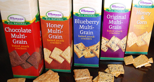 Milton Crackers