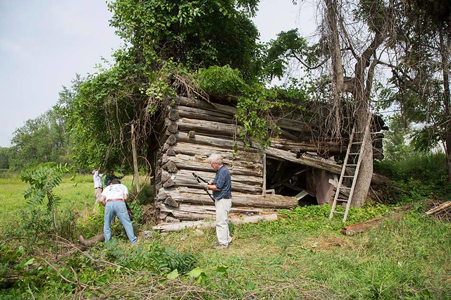 The Oldest Building In Erie County Is Moving Low Bridges