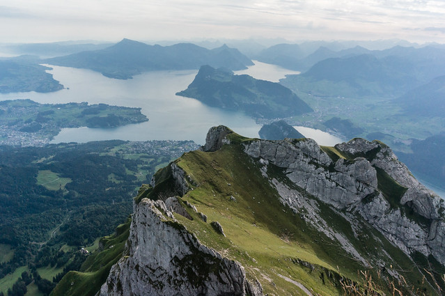 Summit, Mount Pilatus