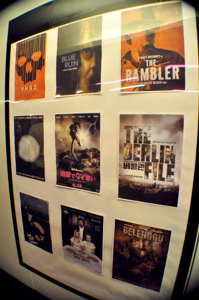 Posters Etrange Festival x9