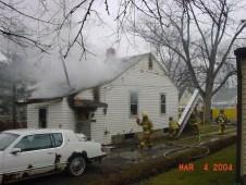 House Fire 2004