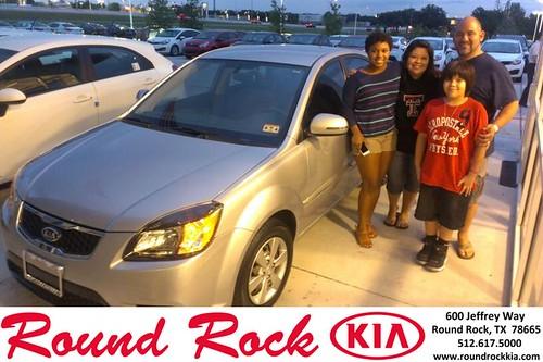 Round Rock Kia Testimonials and Reviews-Mariah Ramirez by RoundRockKia