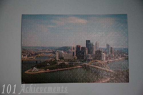 Pittsburgh Skyline Puzzle