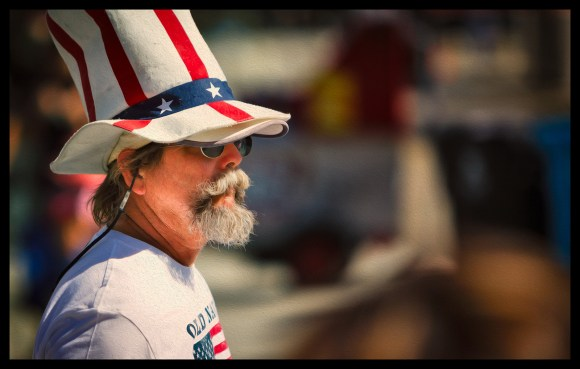 Uncle Sam - Redwood City - 2011