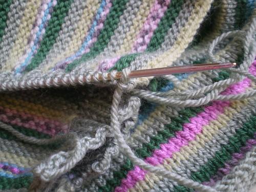 tricot rideaux