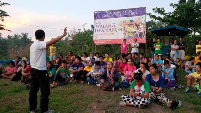 Fwd: #BayaniChallenge Week 3: Building Hope from the Ground Up